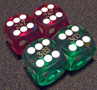 How Many Dice In Backgammon